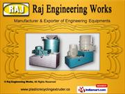 Recycling Plants by Raj Engineering Works, Pune