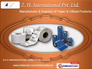 Price Marking by Z. H. International Private Limited, Mumbai