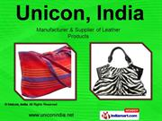Gents Leather Bags by Unicon India, New Delhi