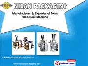 Packaging Machine by Nidan Packaging, Faridabad
