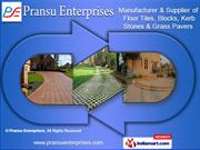 Concrete Pavers by Pransu Enterprises, Ghaziabad