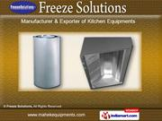 Refrigeration System by Freeze Solutions, Hyderabad