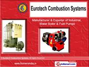 Fuel Pumps by Eurotech Combustion Systems, Chennai