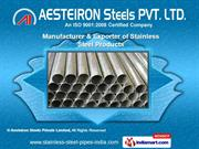 Hot Rolled Steel pipe by Aesteiron Steels Private Limited, Mumbai