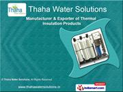 Mineral Water Plants by Thaha Water Solutions, Chennai