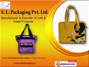 Treated Hessian Burlap by S. L. Packaging Private Limited, Kolkata