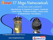 Proteins And Amino Acids by O' Mega Nutraceuticals, Indore