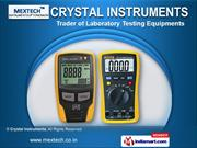 Digital Thermometer by Crystal Instruments, Mumbai