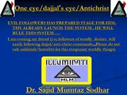Anti-Christ/Dajjal's/EVIL FOLLOWERS PLAN:(NWO):By:Dr.Sajid M. Sodhar