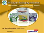 Packaging Film by Sri Gayatri Packaging Industries, Hyderabad