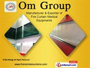 Welding Curtains by Om Group, Ahmedabad