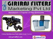 Filter Cartridge by Giriraj Filters Marketing Private Limited, Howrah
