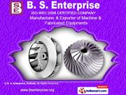 Pressure Vessels & Air Receivers by B. S. Enterprise, Kolkata