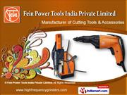 Accessories by Fein Power Tools India Pvt. Ltd., Chennai