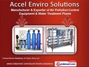 Waste Water Treatment Plants by Accel Enviro Solutions, Chennai