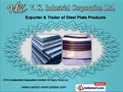 Industrial Plates by V. K. Industrial Corporation Limited, Mumbai