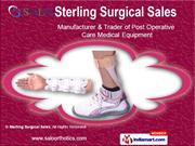 Leg And Knee Braces by Sterling Surgical Sales, New Delhi