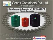 Processing Trolleys by Genex Containers Private Limited, Delhi