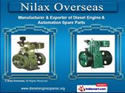 Centrifugal Pumps And Spare Parts by Nilax Overseas, Rajkot