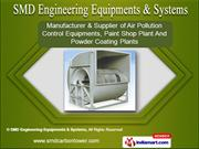 Shot Blast Machines by SMD Engineering Equipments & Systems, Chennai
