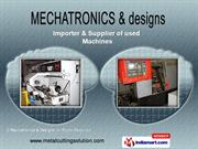 CNC Lathe Machines by Mechatronics & Designs, New Delhi