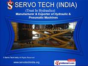 Industrial Hydraulic Scissor Lifts by Servo Tech ( India), New Delhi