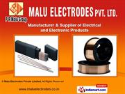 Electrodes And Wires by Malu Electrodes Private Limited, Nagpur