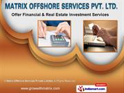 Services by Matrix Offshore Services Private Limited, Kanpur