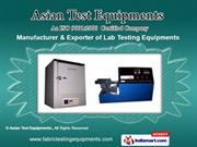 General Lab Testing Equipment by Asian Test Equipments, Ghaziabad