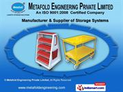 Storage Pallets by Metafold Engineering Pvt. Ltd., Pune