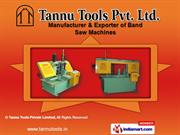 Bandsaw Machines by Tannu Tools Private Limited, Faridabad