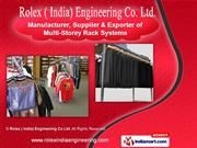 Slotted Angle Accessories by Rolex India Engineering Co., Mumbai