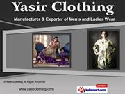 Yasir Clothing Delhi India