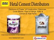 Astra Cover Block by Hetal Cement Distributors, Anand