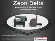 Leather Belts by Zeon Belts Pvt. Ltd., Jalandhar