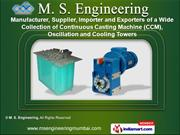 Conveyor Roller Tables by M. S. Engineering, Mumbai