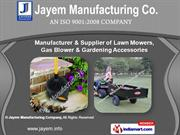 String Trimmer by Jayem Manufacturing Company, Noida