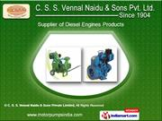 Diesel Engines by C. S. S. Vennal Naidu & Sons Pvt. Ltd., Coimbatore