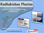 Pharmaceutical Injectables by Radha Kishan Pharmaceutical, New Delhi
