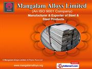 Stainless Steel Bolts by Mangalam Alloys Limited, Gandhinagar