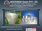 Stainless Steel Rods by Aesteiron Steels Private Limited, Mumbai