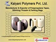 Fibrillated Yarns by Kalyani Polymers Private Limited, Bengaluru
