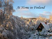 At Home in Finland
