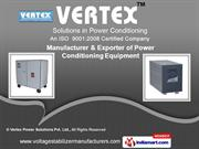 Eaton Online UPS by Vertex Power Solutions Pvt Ltd, Bengaluru