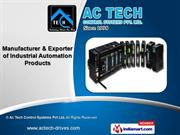 C Series AC Drives by Ac Tech Control Systems Pvt Ltd, Ahmedabad