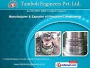 Jigs and Fixtures by Tamboli Engineers Private Limited, Pune