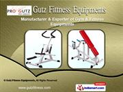 Abdominal Fitness Machines by Gutz Fitness Equipments, Erode