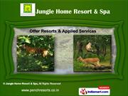 Accommodation in Pench by Jungle Home Resort & Spa, Seoni