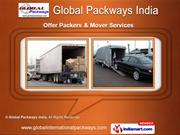 Transportation Services by Global Packways India, Pune