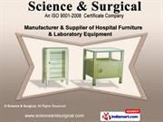 Wheel Chair by Science & Surgical, Kolkata